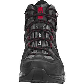 Salomon Quest Prime GTX kengät Miehet, magnet/black/red dahia